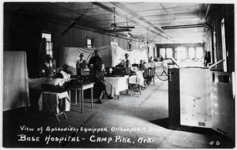 View_of_Splendidly_Equipped_Orthopedic_Dept_Base_Hospital__Camp_Pike_Ark